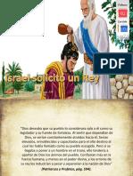 Lección 05 - Israel Solicitó Un Rey