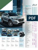 2019 Tucson Brochure