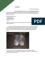 Pembuatan Sandal Tahap 2