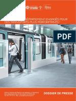 Dossier de Presse Métropole Mobilité 060119