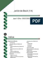 Gestion de Inventarios y Logistica Método ABC