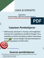 Fertilisasi & Konsepsi Alami s1