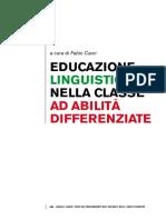 Educazione linguistica Preview
