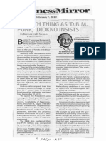 Business Mirror, Feb. 7, 2019, No such thing as D.B.M. pork Diokno insists.pdf