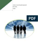 Antecedentes y teorías de la gestión empresarial