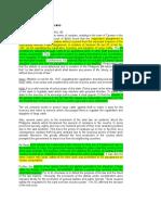 Polirev 2 Digests - Substantive Due Process