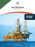 Dragon Oil Company Profile 2016