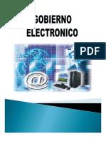 PPT GOBIERNO ELECTRONICO