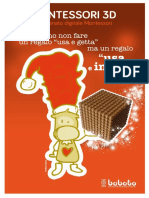 Materiali Montessori 3d Offerta Natale 2016