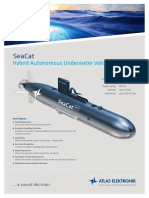 - SeaCat. Unmanned Vehicles