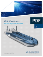 - SeaOtter. Unmanned Vehicles