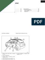 Capitolul 1-Manual utilizare Nissan Micra