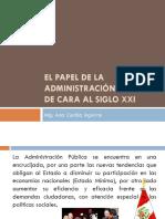 3 Administracion Publica Siglo Xxi