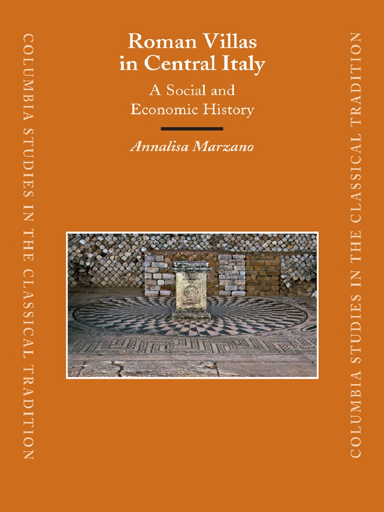 Monte Porzio Catone Cosa Vedere marzano, roman villas in central italy. a social and