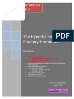 2. the Hypothalamus and Pituitary Gland(2)