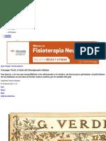 Giuseppe Verdi, el ídolo del Risorgimento italiano