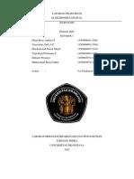 LAPORAN PRAKTIKUM ELEKTRONIKA DIGITAL Flip-Flop