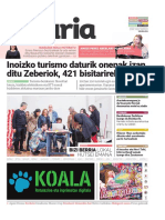 049. Geuria aldizkaria - 2019 otsaila