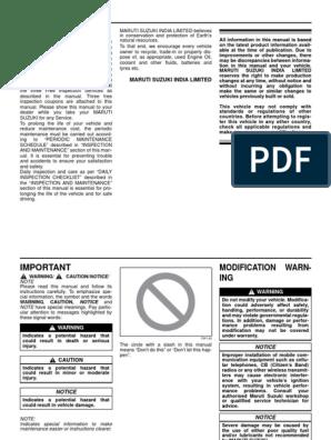 Celerio_99011M76M11_74E pdf | Gasoline | Lock (Security Device)