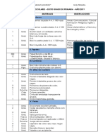y Lista de Utiles - Imprimir