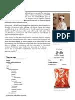 Kimono Article