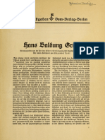1900-Hans Baldung Grien (a. Troll)