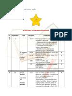 Planificare calendaristica - clasa pregatitoare.doc