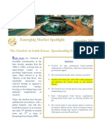 Thomas White International (2010) - South Korea -Emerging Markets Spotlight November