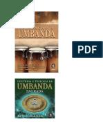 Livros de Iniciação a Umbanda 2016