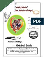 Curso Sociologìa y Cristianismo - Primera Parte (2)