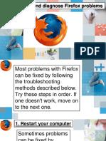 Mozilla Firefox Tech Support