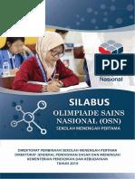 OSN - Silabus 2019