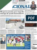 Diario El Nacional Jueves 7 de febrero de 2019 Edición digital
