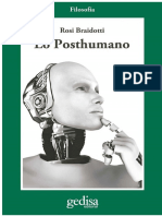 Braidotti Rosi Lo Posthumano PDF