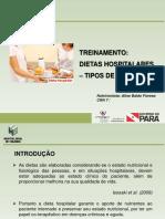 Apresentação Tipos de dietas hospitalares.ppt