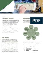 Cartography Fact Sheet 5.0 PDF