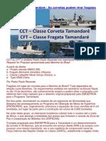 Analise Classe Corveta Tamandaré