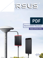 David GNSS Receiver Brochure