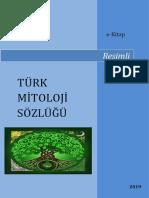Resimli -Türk Mitoloji Sözlüğü