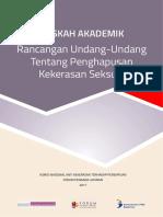 Rancangan Undang-Undang Tentang Penghapusan Kekerasan Seksual