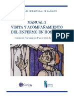 Manual Pastoral Salud 2 Visit a Enfermo Hospital
