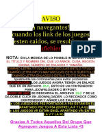 LINKS JUEGOS PS4.pdf