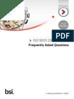 ISO 9001_2015 FAQs Final Standard Oct2015 FINAL