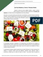 9 Recetas De Ensaladas Para Diabéticos, y 3 Formas De Hacerlas Fácil.pdf