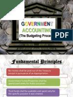 3 Budgeting Process