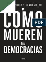 Como Mueren Las Democracias