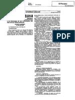 D.S. 038-2003-MTC Límites Máximos Permisibles