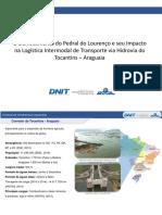 13 Derrocamento e Hidrovia Tocantins Araguaia