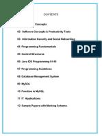 Xi-ip Study Material