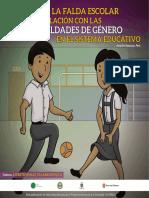 Falda Escolar y Desigualdades de Género en Sistema Educativo